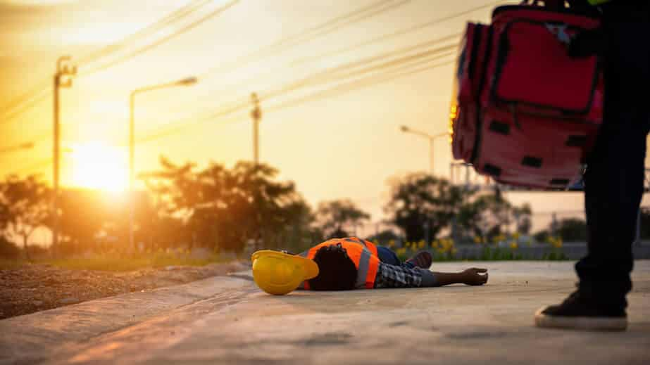 Dog Days of Summer – Signs of Heat Exhaustion on the Construction Site